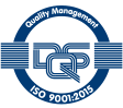 ISO certified Quality Management